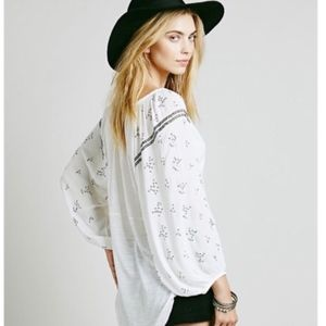 Free People Top-Golden Nugget